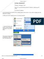 IP printing