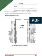 microcontroller architecture