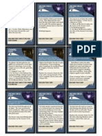 Dungeon Events Deck for Dungeons and Dragons Castle Ravenloft Wrath of Ashardalon Legend of Drizzt Adventure System