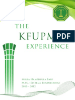 The KFUPM Experience