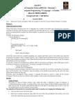 SMU MCA Assignments