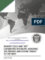 "Jihadist Cells and ""IED"" Capabilities in Europe"