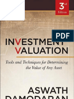 Damodaran Investment Preface