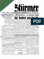 Der Stürmer 1924