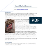 2013 Stock Market Predictions