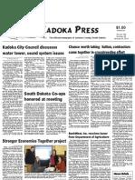 Kadoka Press, January 24, 2013