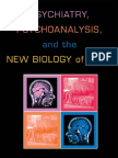 18834828 Kandel Psychiatry Psychoanalysis and the New Biology of Mind 2005