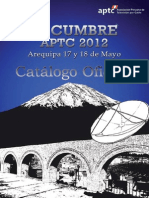 Catalogo APTC2012