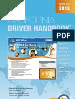 California Driving Liscence