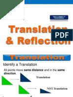 Translation & Reflection