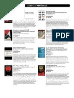 AK Press Distribution - Spring 2013