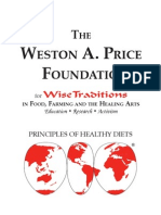 Principles of Healthy Diets
