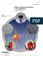 Magnetic Nanoparticles Synthesis, Protection,