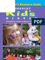 The Humboldt Kid's Digest 2012