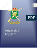 Proyecto   de  Logistica