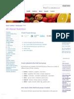 Fruit Food Group - Vital Health Zone