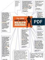 Gay Men's Health Agenda 2009