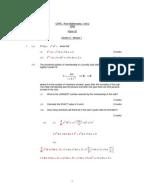 cape chemistry unit 1 essay