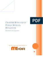 Charter Schools in Public School Buildings Best Practices for Co-Location