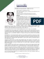 Reseña del caso de femicidio en la persona de Izabel Cao Cac