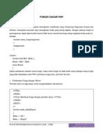 Pengenalan PHP