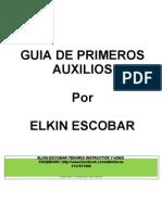 Guia Primeros Auxilios Elkin Instructor