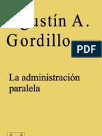 La Administracion Paralela - Agustin Gordillo