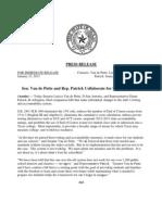 STAAR Reform Press release