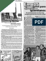 Diario de Querétaro - Heitor y Gamboa