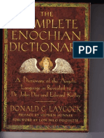 The Complete Enochian Dictionary
