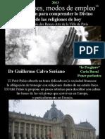 Dios, Dioses, modos de empleo - Exposición en el Petit Palais de Paris