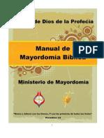 Manual Mayordomia Completo