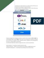 Para configurar el correo electrónico de nuestro dominio en nuestro terminal