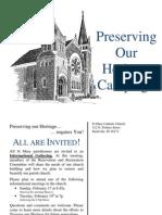 Informational Meeting Postcard