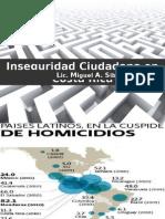 3. Inseguridad Ciudadana en Costa Rica