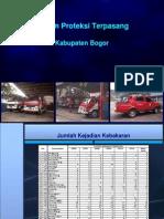 Kondisi Sistem Proteksi Kebakaran di Kabupaten Bogor.