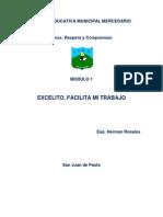 Modulo de Excel