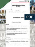 Contenidos Modulo v -Teoria de La Arquitectura Contemporanea II