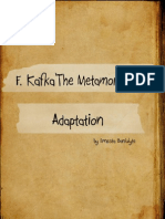 F.Kafka Metamorphosis presentation