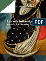 Plinio Corrêa de Oliveira - La Santa Intransigencia, un Aspecto de la Inmaculada Concepción