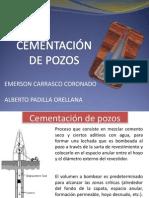 Cementacion Petrolera-grupo 11