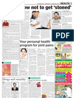 Your personal health