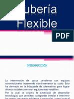 Tubería Flexible
