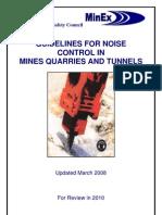 Guideline Noise Mar 08