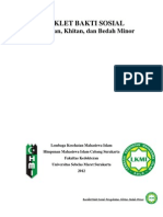 Booklet Bakti Sosial Lkmi