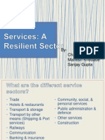 Indian service sector