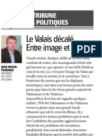Le Valais décalé. Entre image et réalité. NF_22.01.2012