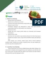 Tugas Green Marketing