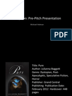 Adaption Pre-Pitch Presentation