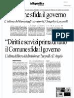 Rassegna Stampa 24.01.13